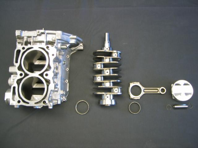 Short Block Engine Packages from Tech Works Engineering